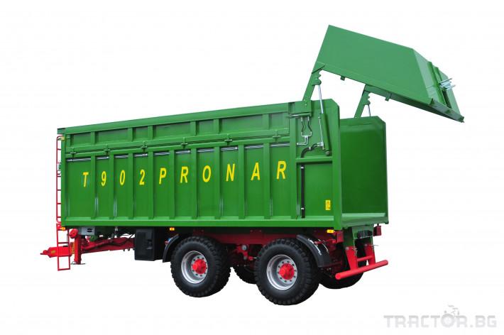 Ремаркета и цистерни Ремаркета марка PRONAR 3