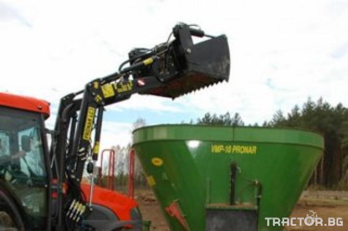 Челни товарачи Челен товарач марка PRONAR 1 - Трактор БГ