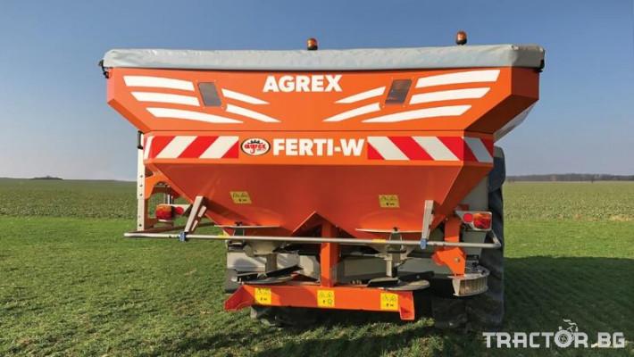 Торачки Торачки AGREX FERTI 1 - Трактор БГ