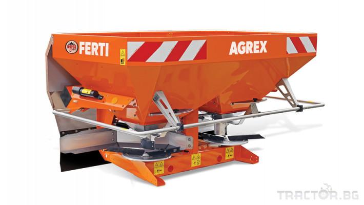 Торачки Торачки AGREX FERTI 5 - Трактор БГ