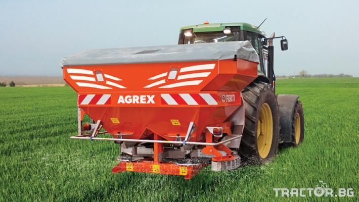 Торачки Торачки AGREX FERTI 0 - Трактор БГ