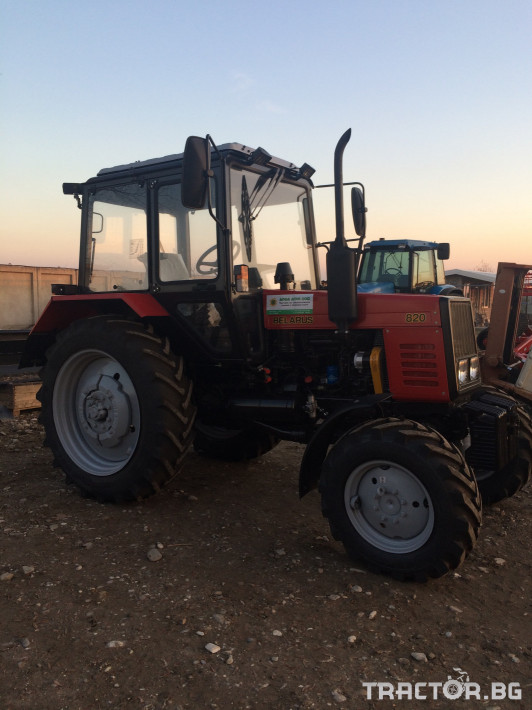 Трактори Беларус МТЗ 820 0