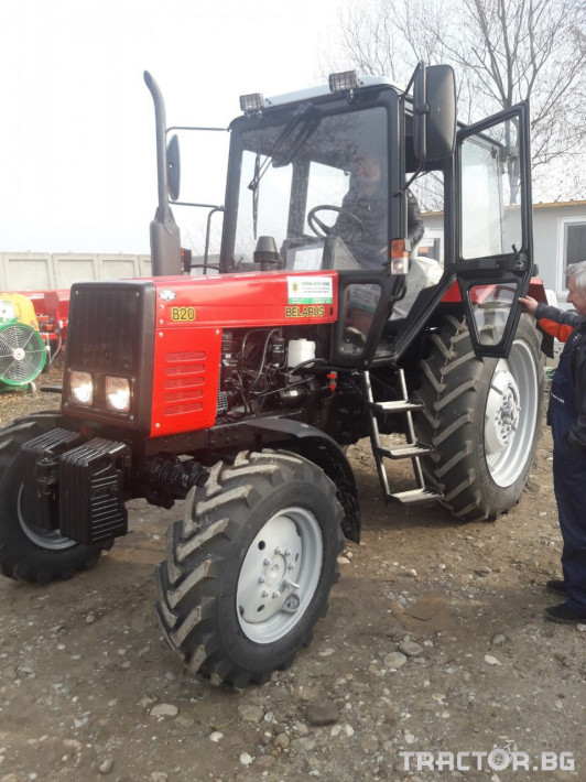 Трактори Беларус МТЗ 820 3