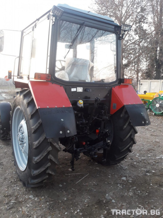 Трактори Беларус МТЗ 820 4