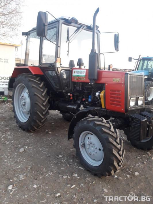 Трактори Беларус МТЗ 820 1