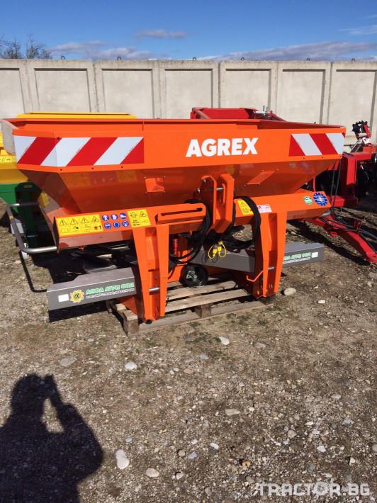Торачки Торачки AGREX FERTI 3 - Трактор БГ