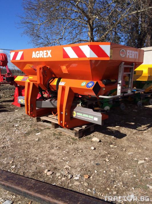 Торачки Торачки AGREX FERTI 4 - Трактор БГ