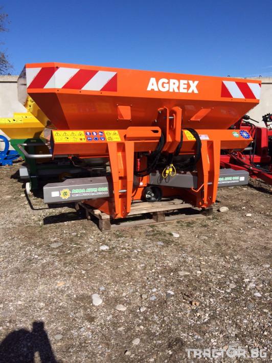 Торачки Торачки AGREX FERTI 2 - Трактор БГ