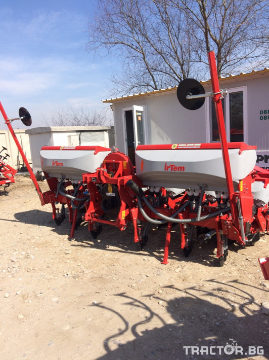 Сеялки Сеялки за окопни култури IrTem 0 - Трактор БГ
