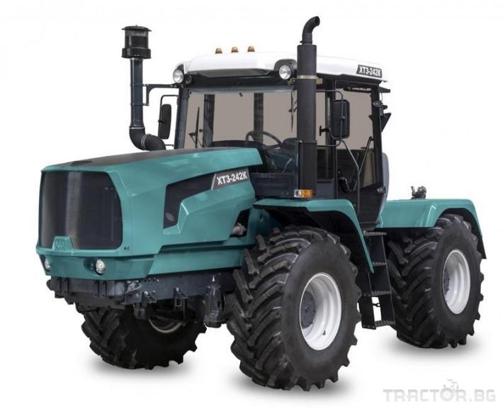 Трактори T-150 ХТЗ-242 0 - Трактор БГ